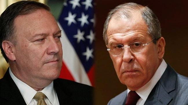 Pompeo'dan kritik hamle! Putin'e misafir olacak