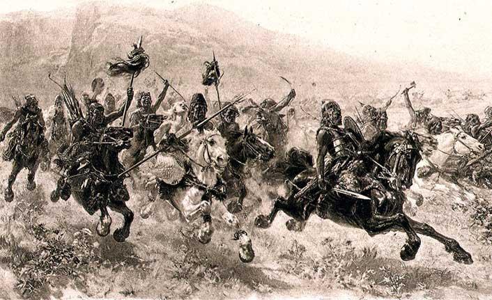 """Talas Savaşı nedir"""" Talas Savaşı'nın tarihçesi, nedeni, önemi sonuçları"""