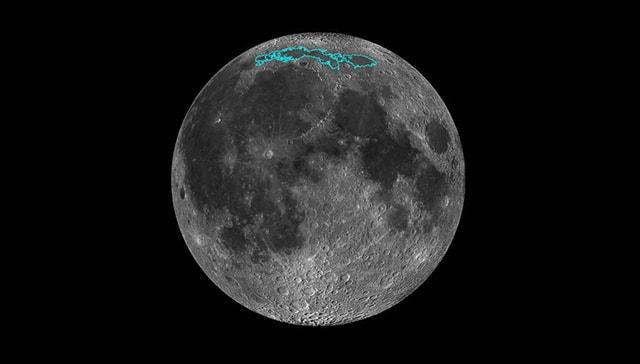 NASA'dan ilginç buluş: Ay küçülüyor