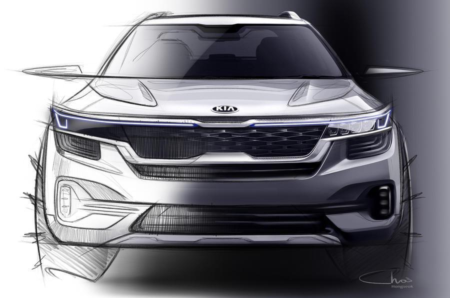 Kia'dan binlerce yıl eskimeyecek yeni SUV