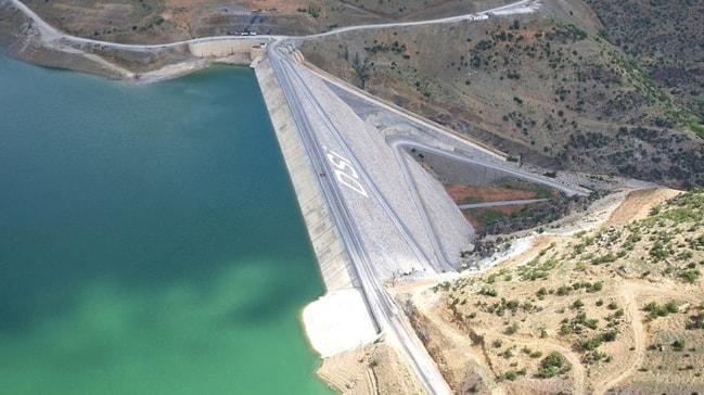 Konya'nın barajı yüzde 100 doluluk oranına ulaştı