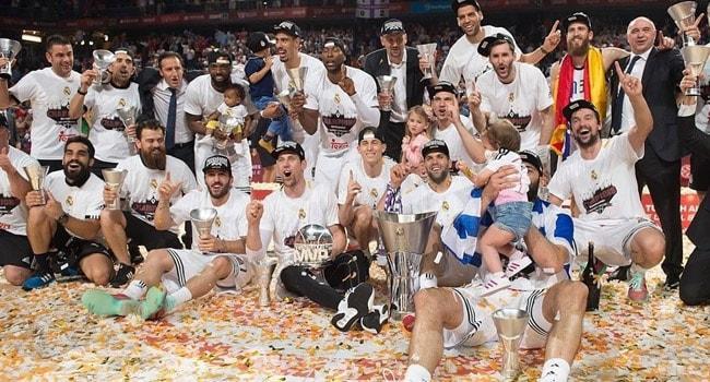 THY EuroLeague'de İspanyol ve İtalyan ekipleri 13 kez mutlu sona ulaştı