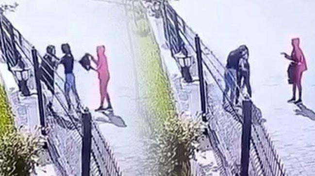 Diyarbakır'da kız kavgası