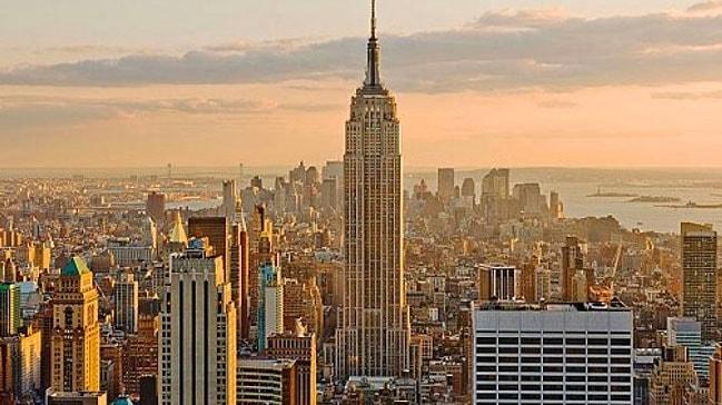 Dünyanın en ünlü binasını THY'nin sponsorluğunda koştular