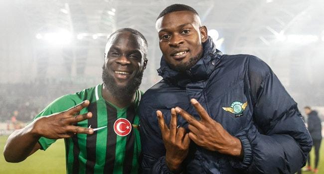 Elvis Manu: Trabzonspor'a hayır demem