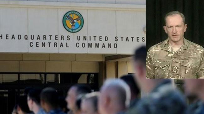 CENTCOM Sözcüsü Albay Bil Urban, İngiliz generali yalanladı