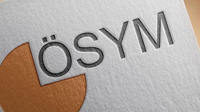 ÖSYM'den KPSS için 'son gün' hatırlatması yaptı