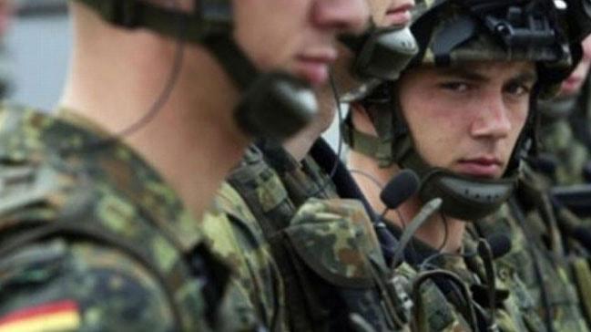 ABD'nin ardýndan Almanya da Irak'taki askeri faaliyetlerini askýya aldý