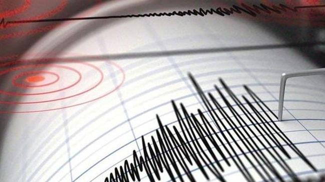 Akdeniz'de 4,4 büyüklüğünde deprem meydana geldi