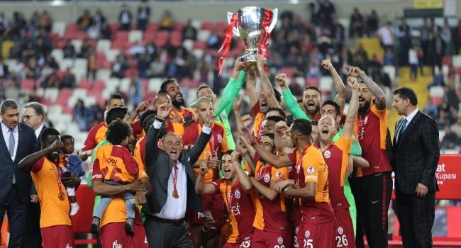 Galatasaray rekorunu geliştirdi