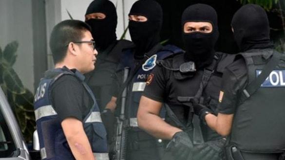 Malezya'da alarm! Polis harekete geçti