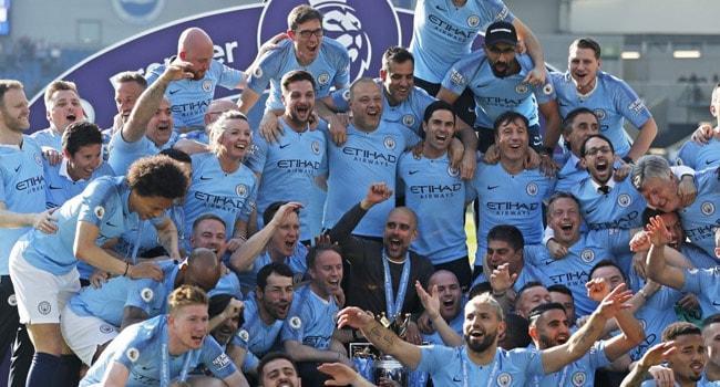 UEFA'dan Manchester City'e men şoku