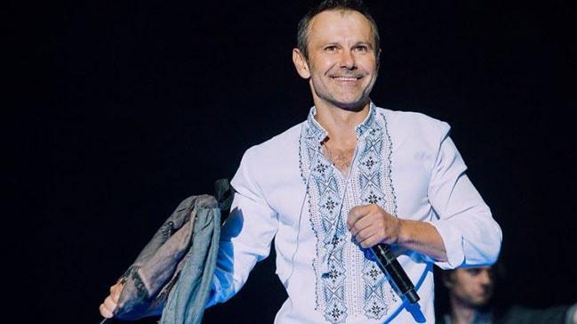 Ukraynalı rock yıldızı siyasi parti kurdu
