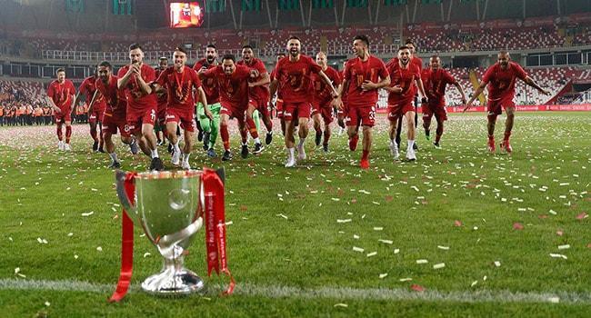 Galatasaray'ın inanılmaz final istatistiği