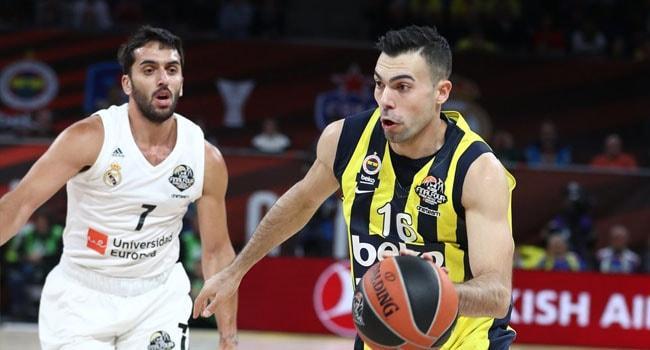 Fenerbahçe Final-Four'da dördüncü oldu