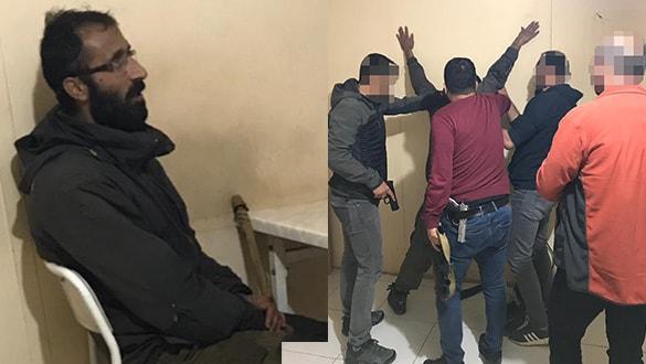 Giresun'da yakalanan terörist kendini 'doğa gezgini' olarak tanıtmış