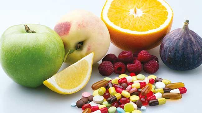 Mutlaka vitamin takviyesi alın