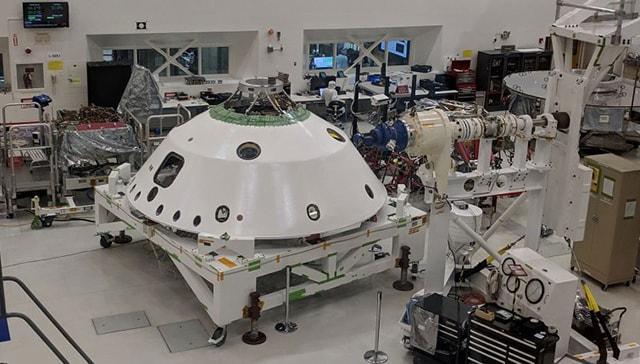 NASA, isimlerimizi Mars'a taşıyacağı uzay aracını işkence testinden geçiriyor