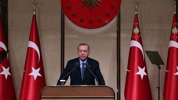 Başkan Erdoğan: 2021'de AKM'yi inşallah opera binası olarak yetiştireceğiz