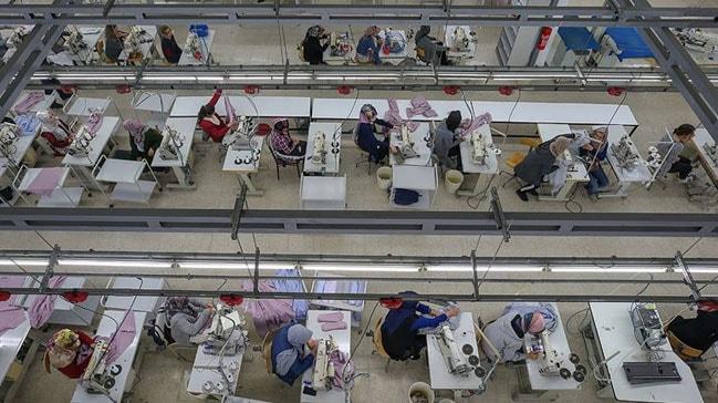 Van'da 50 tekstil fabrikası kurulacak ve 15 bin kişiye istihdam sağlanacak