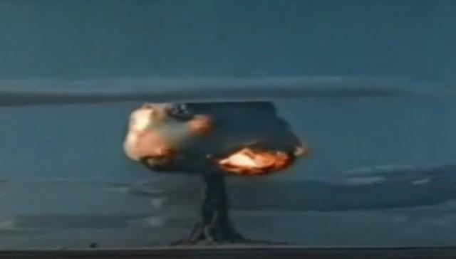 Kuzey Kore'nin nükleer testi, Hiroşima'daki patlamadan 16 kat daha güçlü