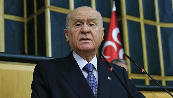 MHP Lideri Bahçeli: Bu seçimlerin arkasında FETÖ, PKK vardır