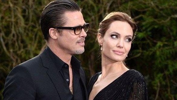 Brad Pitt'ten Angelina Jolie'ye tehdit!