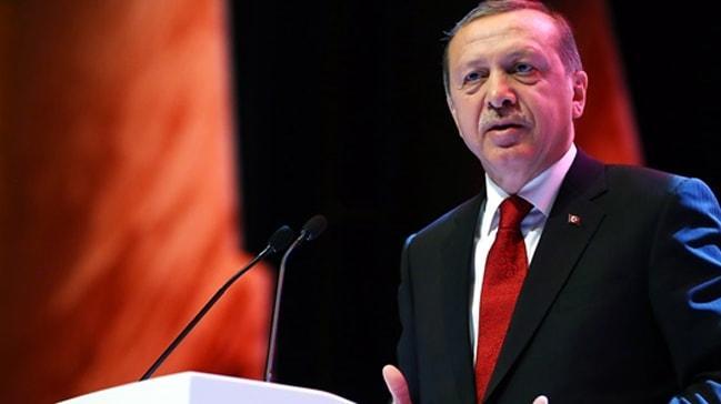 Başkan Recep Tayyip Erdoğan'dan Türk Kızılay'ın yıl dönümüne ilişkin mesaj