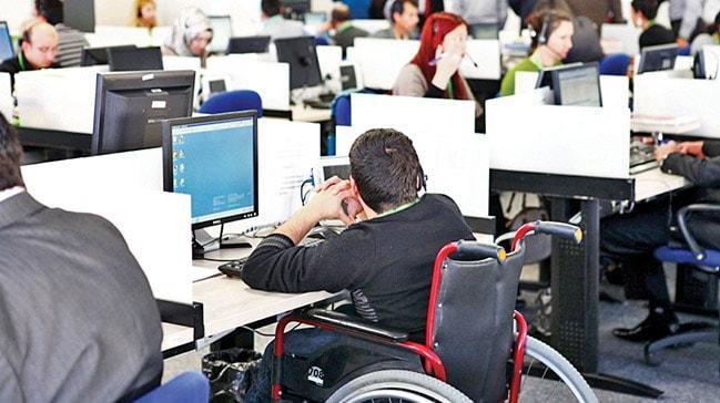 Engelli memur sayısı 17 yılda 10 kat artışla 53 bine yükseldi