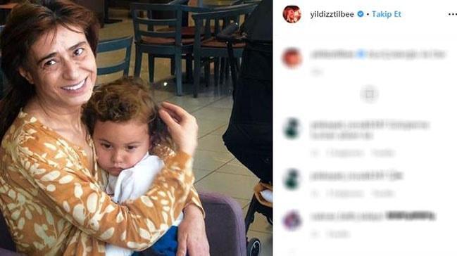 Yıldız Tilbe'nin Azur Çolakoğlu ile star paylaşımı rekor kırdı