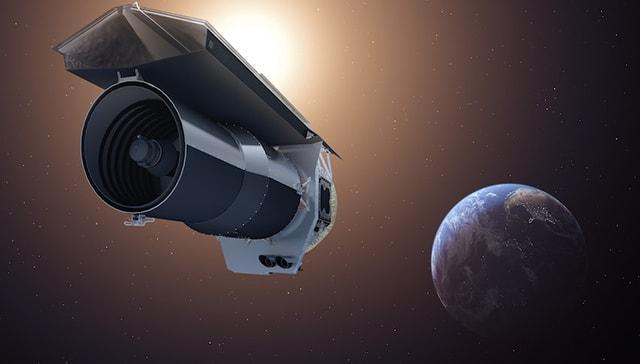 NASA, Spitzer Uzay Teleskobu'nu kapatıyor