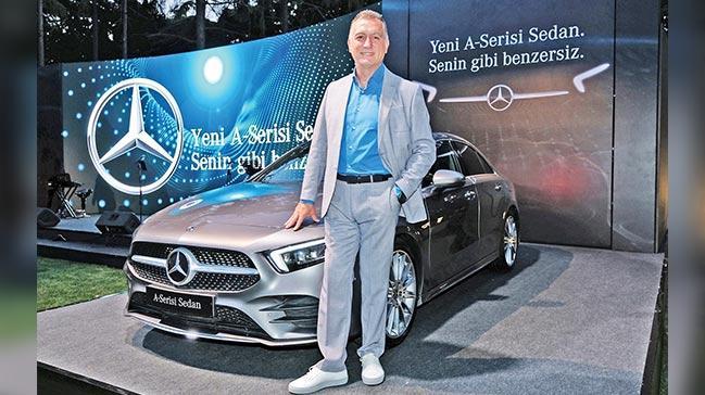 A Serisi Sedan'la liderlik hedefliyor