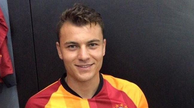 Yusuf Erdoğan'ın Galatasaray formalı fotoğrafı basına sızdı