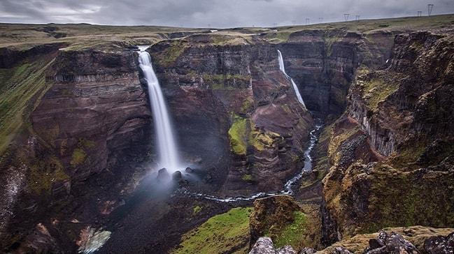 İzlanda halkı doğal alanı fotoğraf uğruna tahrip eden sosyal medya fenomenlerinden bıkı