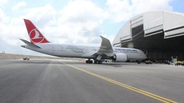 THY, şehit Eren Bülbül'ün anısına rüya uçağa 'Maçka' ismini koydu