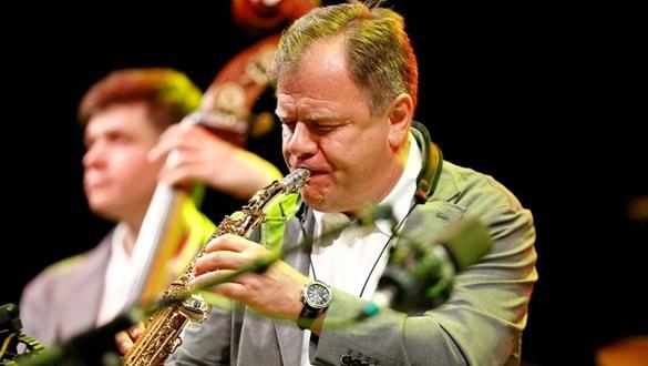 İgor Butman Antalya'da konser verdi
