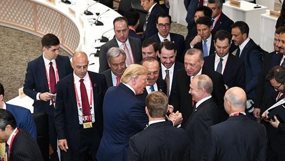 Başkan Erdoğan'dan G-20 değerlendirmesi: İkili görüşmelerin detaylarını paylaştı
