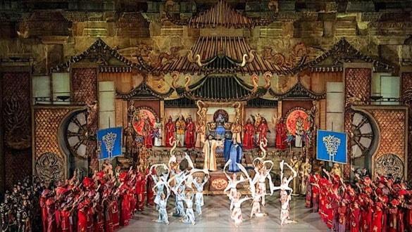 Ýstanbul'da opera zamaný... Yarýn baþlýyor