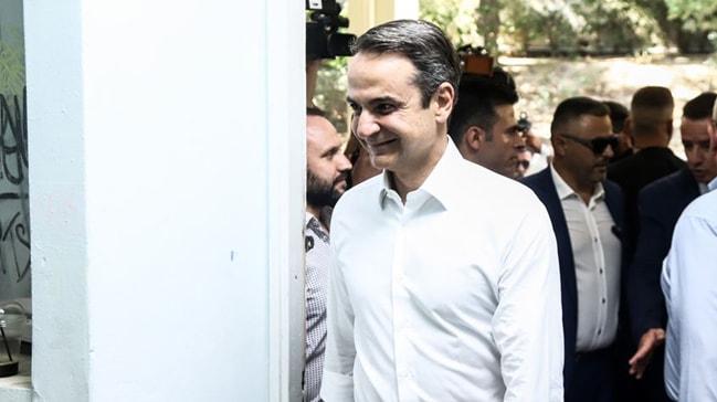 Türkiye, Yunanistan erken seçiminin galibi Kiriakos Miçotakis'i tebrik etti
