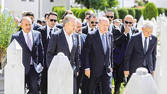 Başkan Erdoğan: S-400'lerin yolculuk hazırlığı devam ediyor