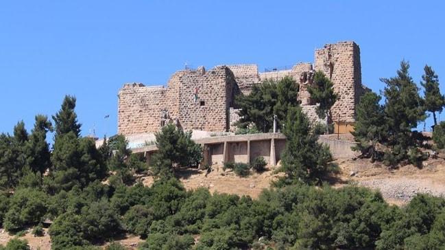 Aclun Kalesi Ürdün'de Haçlılar'a direnişin simgesi olarak hala ayakta duruyor