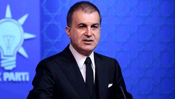 AK Parti Sözcüsü Ömer Çelik: CHP'den S-400 konusunda milli bir duruþ göremiyoruz