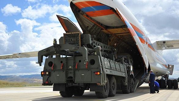 Son dakika haberi: Pentagon'dan S-400 açıklaması! F-35'lerle ilgili duruşumuz değişmedi