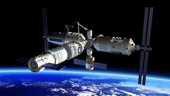 Çinin 8 buçuk ton ağırlığındaki uzay istasyonu 19 Temmuz'da Dünya'ya düşecek