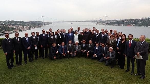 Başkan Erdoğan'dan flaş S-400 açıklaması: Savaşa hazırlanmıyoruz