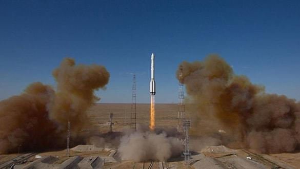 Rusya ve Almanya'nın yeni uzay teleskobu başarıyla fırlatıldı
