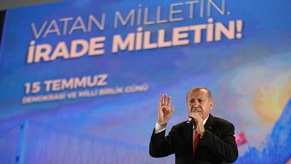Başkan Erdoğan'dan müjde! 15 Temmuz vakfı kuruluyor