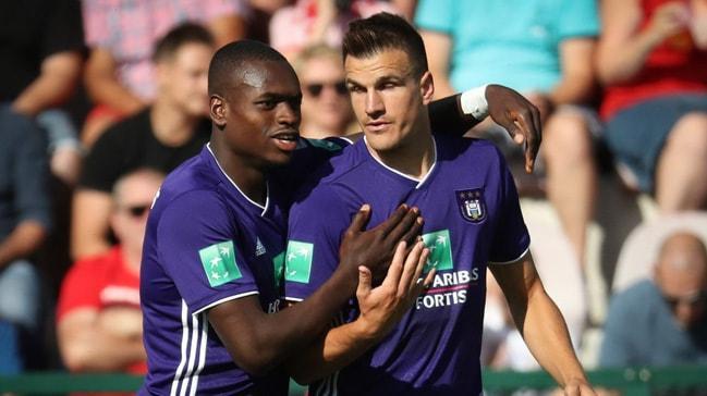 Trabzonspor, Ivan Santini için Anderlecht ile pazarlık halinde