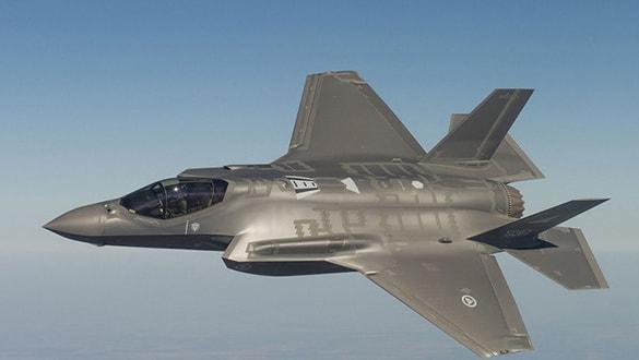İngiltere'ye 6 adet F-35 daha teslim edildi