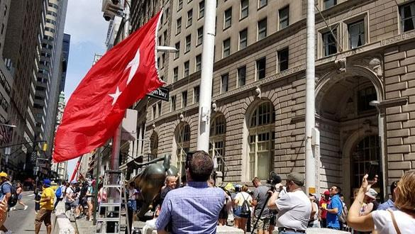 New York'ta Osmanlı mahallesi turu